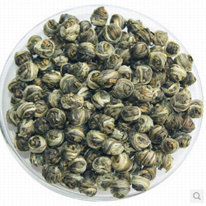 Jasmine pearls tea, natural and organic jasmine tea