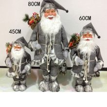 80 CM H Unique christmas decoration 크리스마스 santa <span class=keywords><strong>클로스</strong></span>