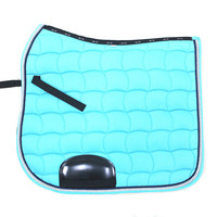 Fleece Lining and Polyester Filling Horse Riding Pad