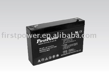 FirstPower Standard Series FP670 batteries