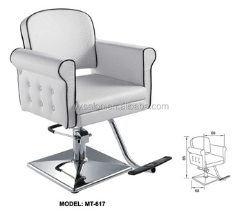 Incredible 3 Years Warranty Hydraulic White Leather Black Trim Luxury Styling Chair Salon Furniture Mt617 Buy Luxury Styling Chair Salon Furniture European Dailytribune Chair Design For Home Dailytribuneorg
