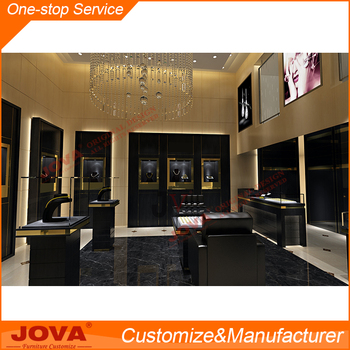 Retail Jewellery Showroom Designs,3d Customized Free Design ...