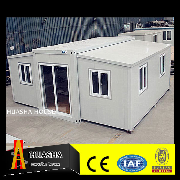 20ft Design individual prebuilt ready made kit homes made in china