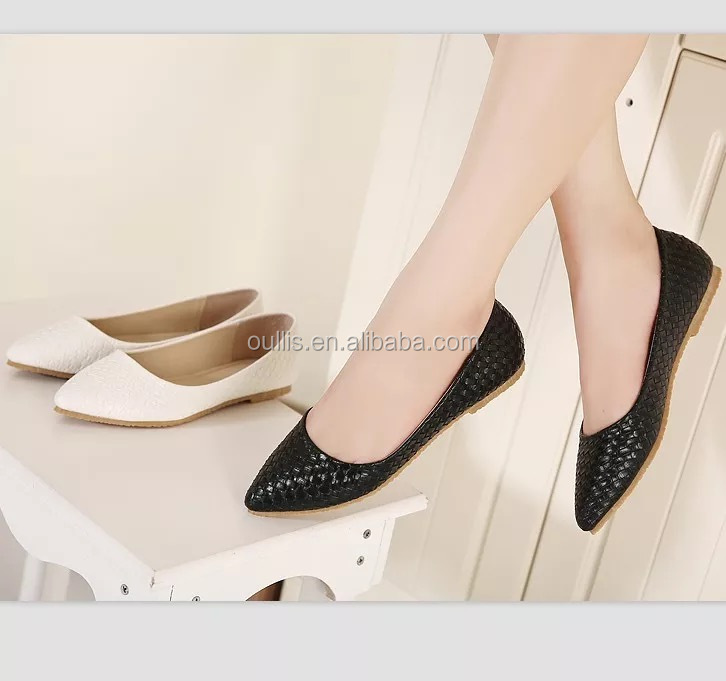 2016 Shoes For Women Size Flat Simple Office Cp6904