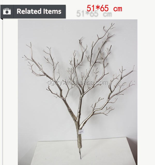 Corail artificielle branche d'arbre pour la décoration de noël ...