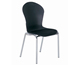 Wholesales made in chain free sample plastic office stackabke meeting chair with fabric