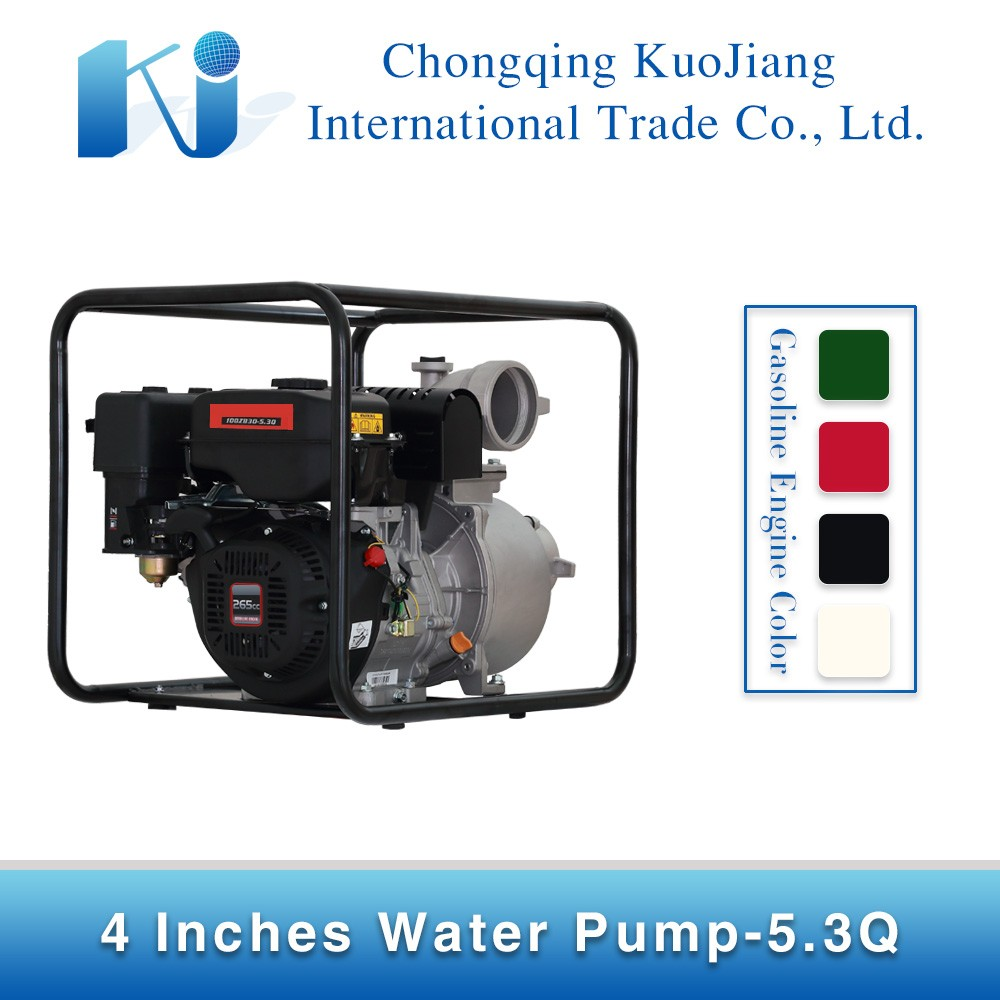4 inches LC100ZB30-5.3Q China domestic manufacture/portable/reasonable price/self-priming centrifugal water pump