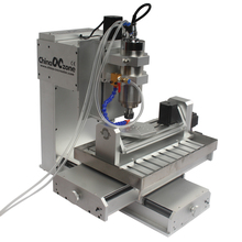 Widely used spindle 4D CNC wood carving machine