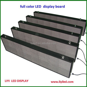 led advertsing sign full color programmable outdoor digital screen/led electronic message board