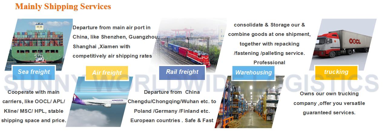 空気の郵送料に中国デトロイト (DTW) 米国提供少なくとも 3 配送方法、コストを節約以上 5%