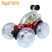China Hot Sales ABS Radio Control Stunt Car With Light