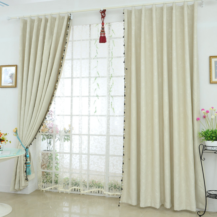 many size full blackout curtain short curtains short window curtains for living room bedroom in. Black Bedroom Furniture Sets. Home Design Ideas