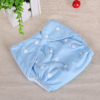 Adjustable Cotton Cloth Nappies printed Cloth Diapers Newborn Baby diaper Cloth baby diaper pants