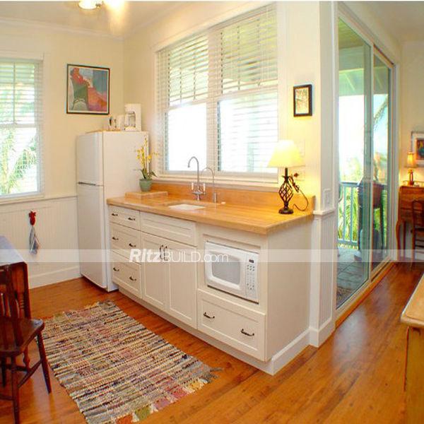 Freie Gestaltung Für Mini-küchenzeile,Shaker-stil Kleine Küche ...