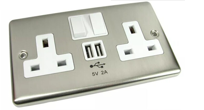 Explosion-proof Electrical Wall Mounted Power Outlet Socket With ...