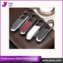 Alibaba Wholesale Flash Memory USB, Souvenir Gift Custom Logo Metal USB Pendrive 8GB Model:JEC-335