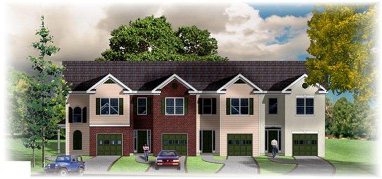 The Burleson 4 Plex Apartment 5 643sq Ft