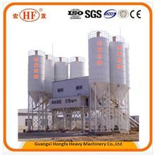 HZ200 concrete batching plant