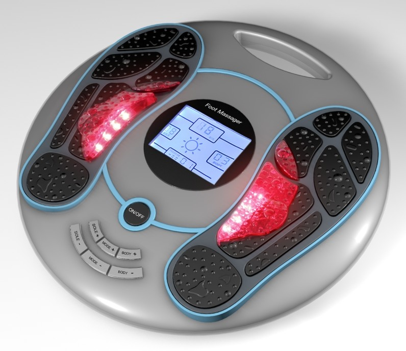 2014 Global Market Hot Sell Acupoint foot/body Massager