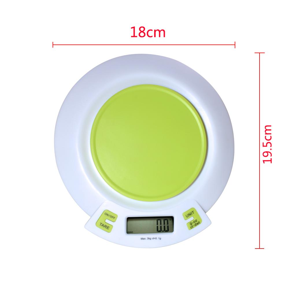 High precision home kitchen scale electronic said 0 1g grams of scale kitchen baking balance food materials birds nest electron