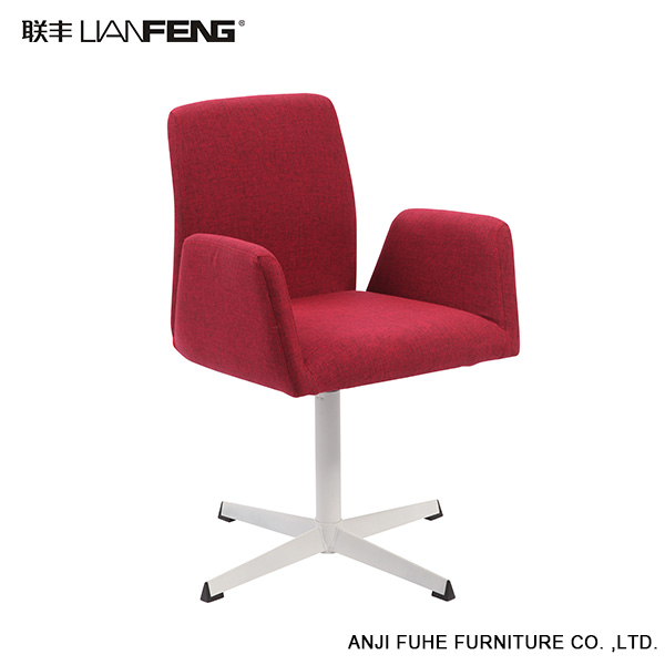 Home furniture hot sale leisure chair with rotatable seat