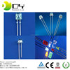 CE Rohs certified led ultra brightness 5mm led didoes