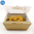 Hot sales custom made OEM wholesale strong corrugated custom fried chicken box