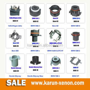 H7 Hid Xenon Bulb Holder Adapter