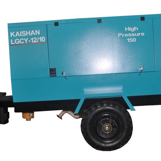 420 bar 7 cfm diesel 7 bar mijnbouw gebruikte diesel luchtcompressor