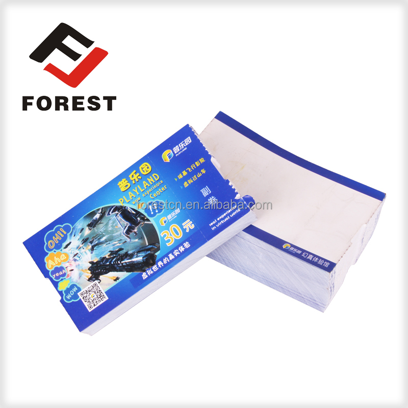 supply event tickets admission ticket roll movie tickets printing