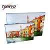 Frameless Indoor/Outdoor Advertising LED Fabric Textile Light Box Sign