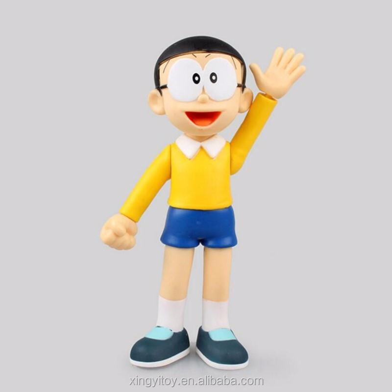 Jepang Tokoh Anime Doraemon Nobi Nobita Dokodemo Doa 15 Cm Mainan