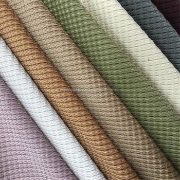 Latest Sofa Fabric Brushed H Wale Corduroy