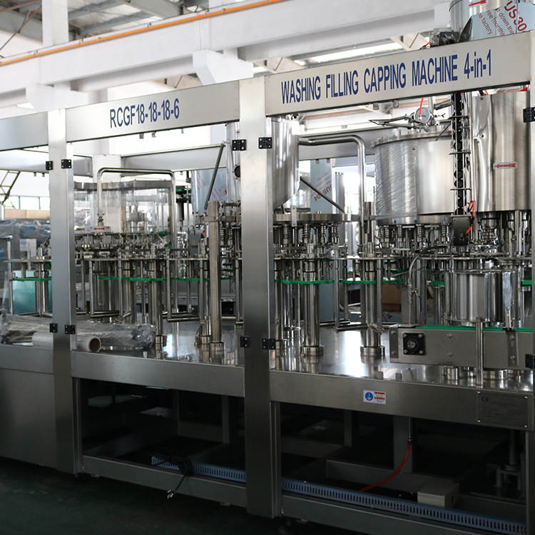 small scale aseptic brick carton milk/juice filling machine