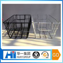 Custom high quality storge hanging wire mesh basket