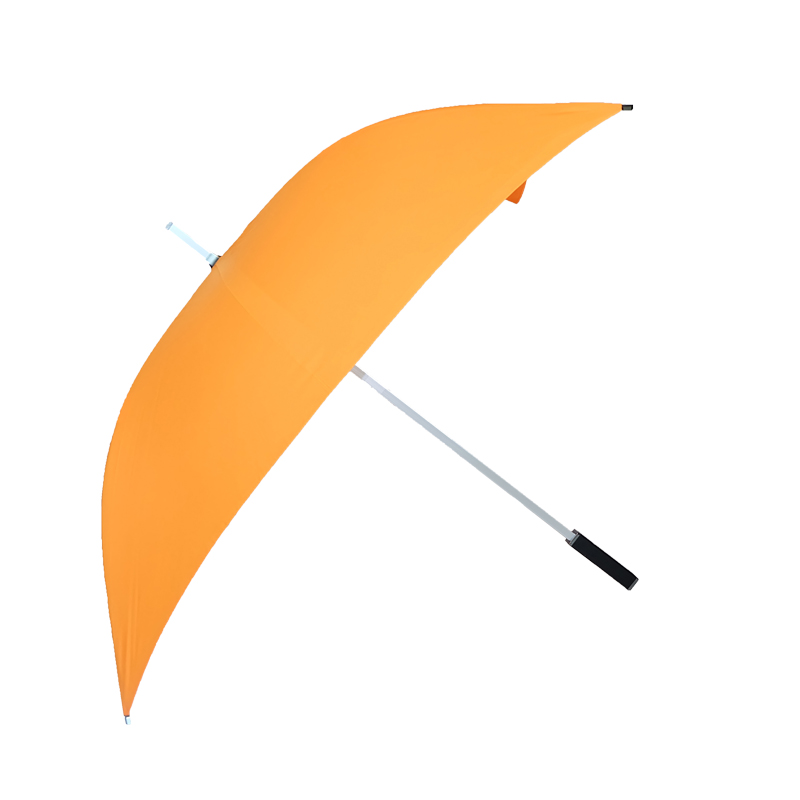 2016 Straight Orange Strong Umbrella As Gifts