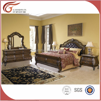 Wa142 New Style Mdf Classic Bedroom Sets Furniture Buy Classic