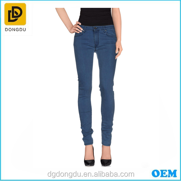 The High Quality And Cheap Price Fashion Pants Jeans In Bolivia Jeans Skinny Colombian Jeans Wholesale For Ladies And Girls