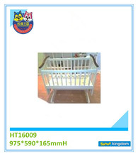 New design baby furniture baby crib bed used army cots for sale