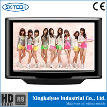 Hot sell 10.1 inch cheap car headrest monitors AV input output 12v car headrest lcd monitor wifi 3g dongle 1280*800 resolution
