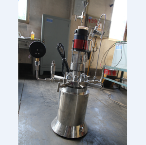 High Pressure Electrical Heating Magnetic Drive Lab Use Hydrogenation mixing Reactor/Autoclave