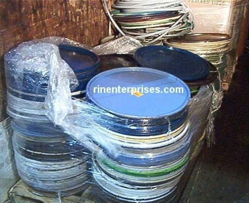 55 Gal Steel Drum Lids And Rings