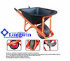 Australia stanley 6 cuft poly wheel barrow AWB6P building tools and equpment