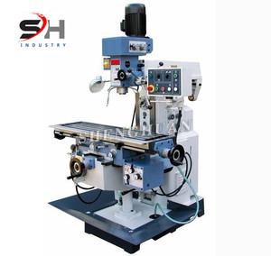 Shenghuan Milling Drilling Machine Can Compare With Jet Milling Machine