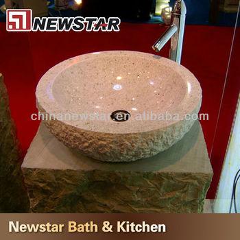 New Designed Stone Outdoor Garden Sinks