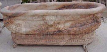 Beautiful Beige Marble Bath Tub, Marble U0026 Onyx Hand Carved Bath Tub, Pakistan Marble  Onyx