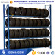 ISO CE certificate OEM China factory tire display rack