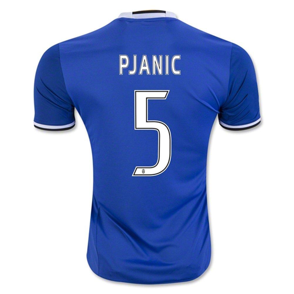 a29830be7 2016 2017 Juventus FC Trikot 5 Miralem Pjanic Away Football Soccer Jersey  Kit In Blue