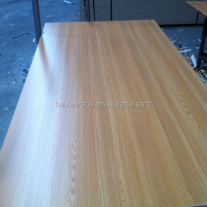 melamine paper faced MDF /MDF board for study table