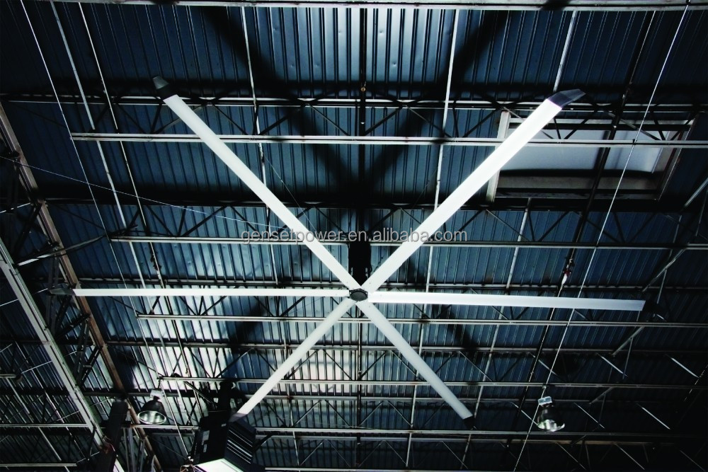 7 3m Remote Control Hvls Industrial Big Ceiling Fans For Warehouse Buy Big Ceiling Fans For Warehouse Industrial Ceiling Fans For Warehouse Hvls